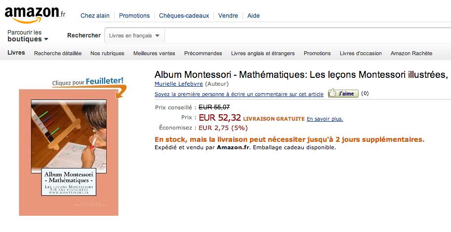 Les 4 Albums En Couleurs Des Lecons Montessori 3 6 Ans