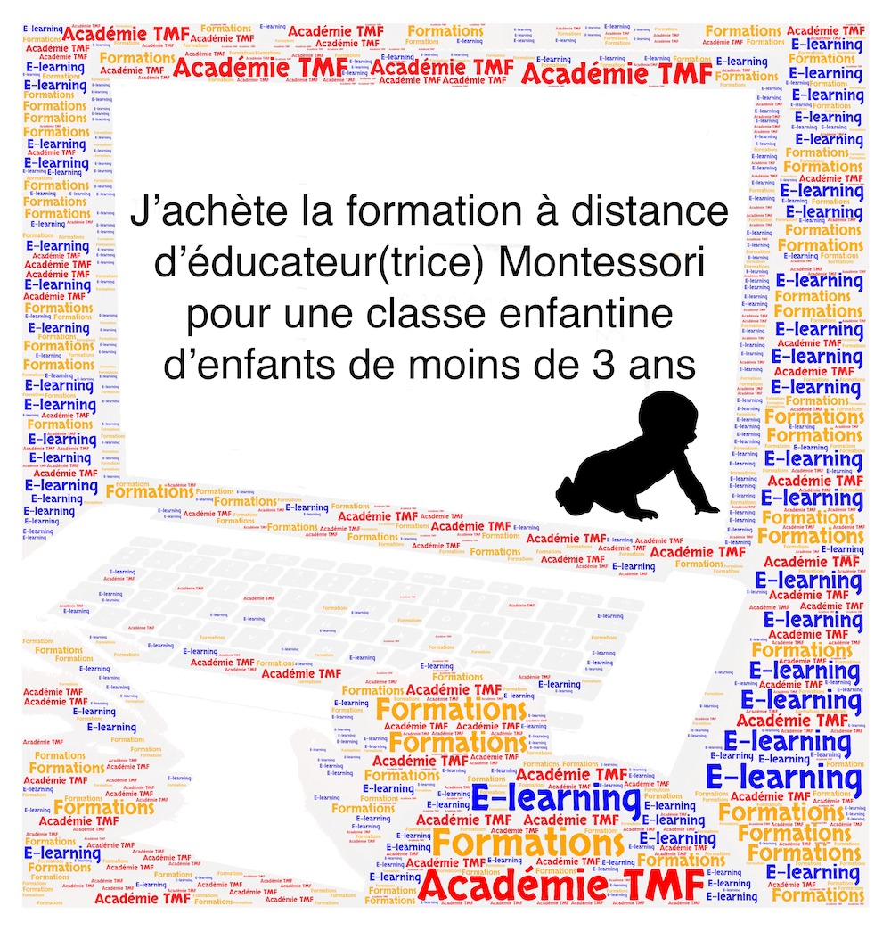 Educateur Montessori 0/3 ans